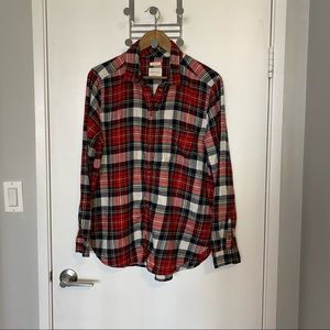 🌿American Eagle Button Down Flannel Shirt